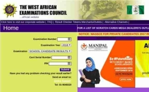 WAEC Releases 2018 WASSCE Results: How To Check